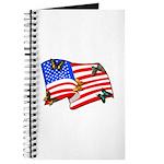 American Flag Butterflies Journal