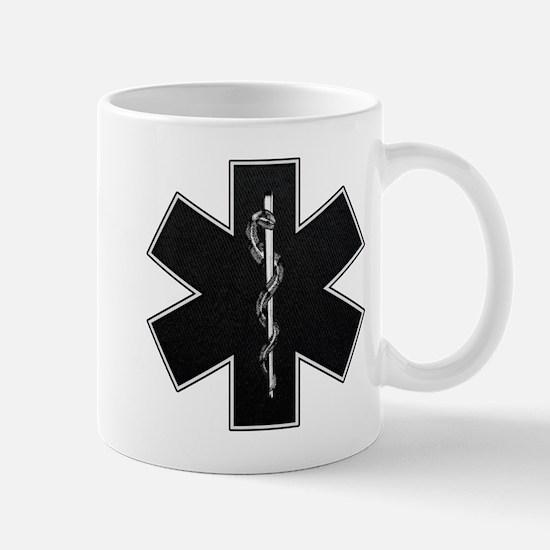 Star of Life(BW) Mug