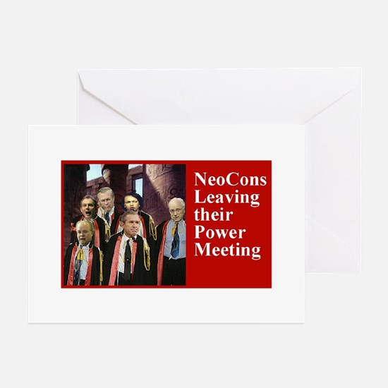 The Cabal Meets Greeting Cards (Pk of 10)