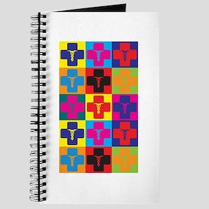 Residency Pop Art Journal