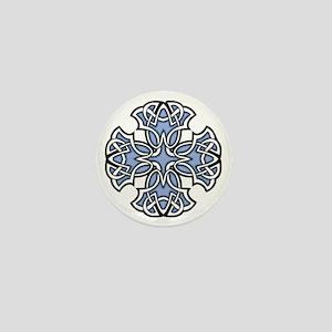CELTIC142_BLUE Mini Button