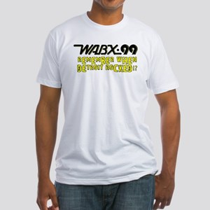 "WABX ""Remember"" Fitted T-Shirt"
