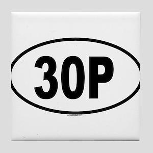 30P Tile Coaster