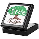 Earth Day : Tree Hugger Keepsake Box