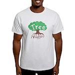 Earth Day : Tree Hugger Light T-Shirt