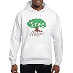 Earth Day : Tree Hugger Hooded Sweatshirt