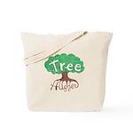 Earth Day : Tree Hugger Tote Bag