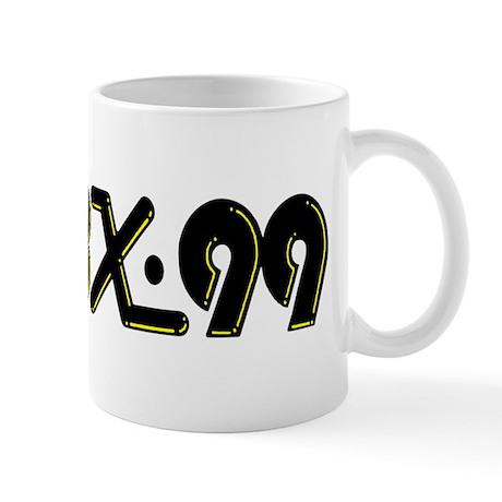 WABX~99 Mug