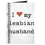 I heart my lesbian husband Journal