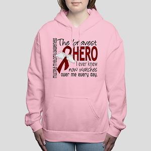 Bravest Hero I Knew Multiple Myeloma Sweatshirt