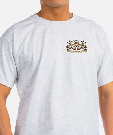 Live Love Roofs T-Shirt