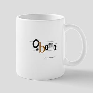 musical bar,Obama Mug