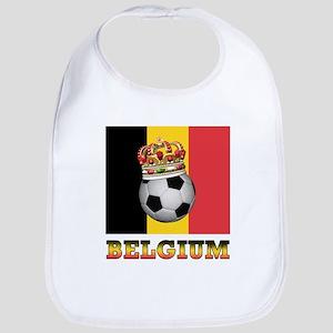 Belgium Football Bib