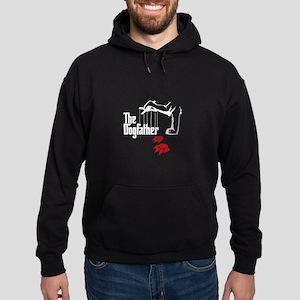 The Dogfather Shirt Dad Dog Sweatshirt