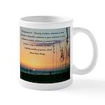 Sea Oats - 11oz Philippians 4:8 Mugs