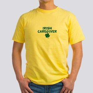 Caregiver Yellow T-Shirt