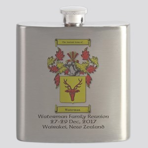 Waterman Family Reunion 2017 Flask