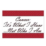 Cancer Not Who I Am Postcards (Package of 8)