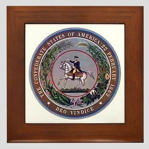 CSA Seal Framed Tile