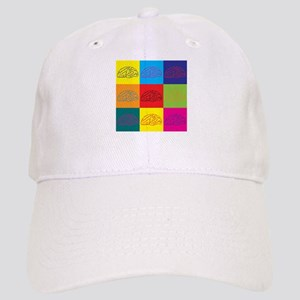 Neuroscience Pop Art Cap