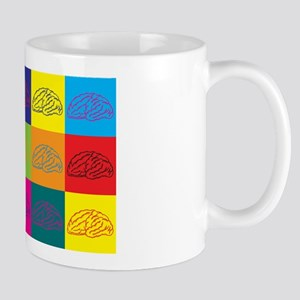 Neurology Pop Art Mug