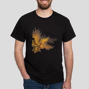 """""""Eagle Claw Kung Fu"""" Dark T-Shirt"""