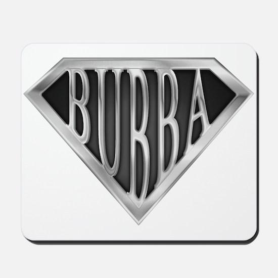 SuperBubba(metal) Mousepad