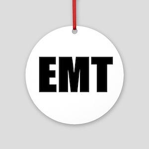 EMT Keepsake (Round)