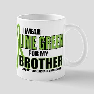 LD: Lime Green For Brother Mug