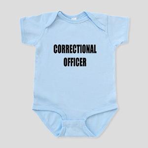 Correctional Officer Infant Creeper