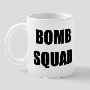 Bomb Squad Mug