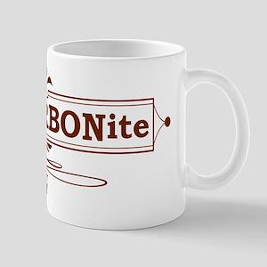 suBOURBONite Mug