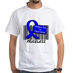 Cure For Colon Cancer White T-Shirt