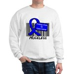 Cure For Colon Cancer Sweatshirt