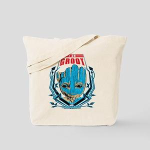 GOTG Groot Smile Tote Bag