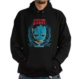 Groot Dark Hoodies