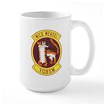 Wild Weasel Large Mug