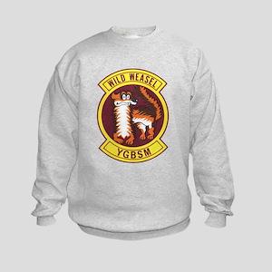 Wild Weasel Kids Sweatshirt