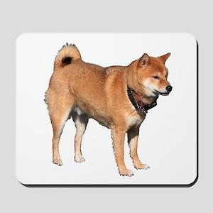 Helaine's Shiba Inu 2 Mousepad