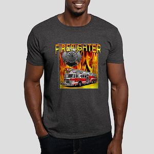 LADDER TRUCK Dark T-Shirt
