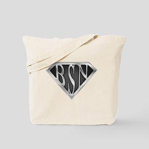 SuperBSN(metal) Tote Bag