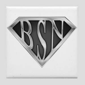 SuperBSN(metal) Tile Coaster