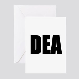 DEA Greeting Cards (Pk of 10)