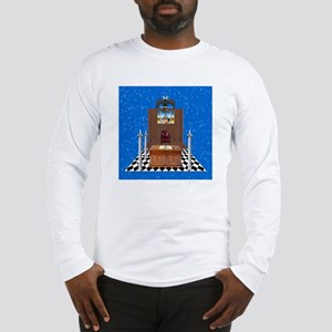 Masonic Sky Lodge Long Sleeve T-Shirt