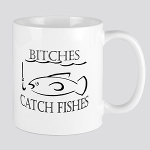 Bitches catch fishes Mug