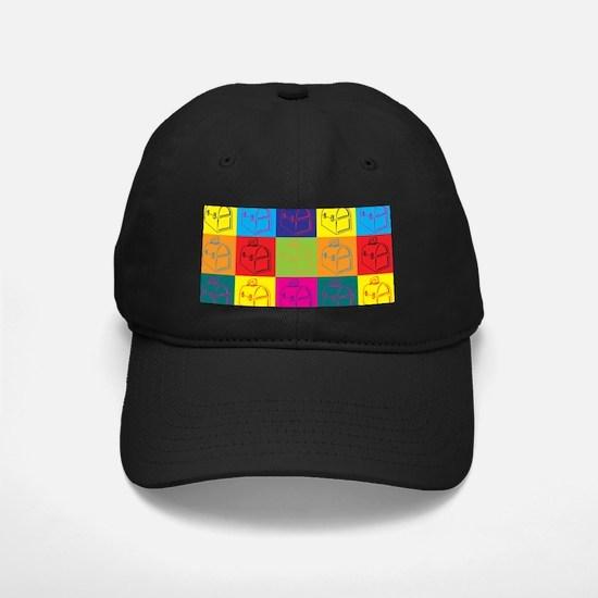 Lunchboxes Pop Art Baseball Hat