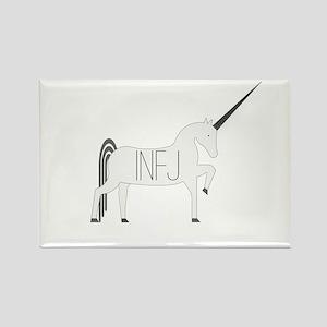 INFJ Unicorn Magnets
