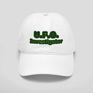 """""""UFO Investigator"""" Cap"""