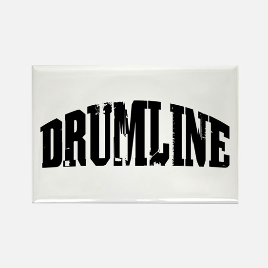 Drumline Rectangle Magnet