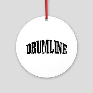 Drumline Ornament (Round)